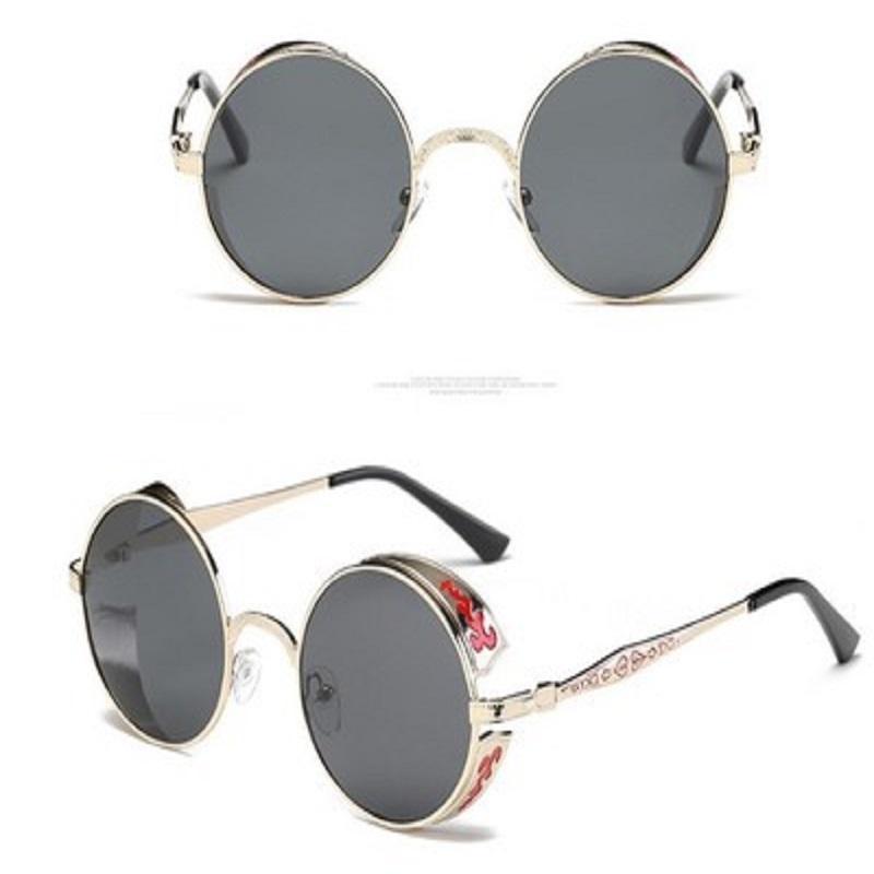Mias Punky Round Sunglasses