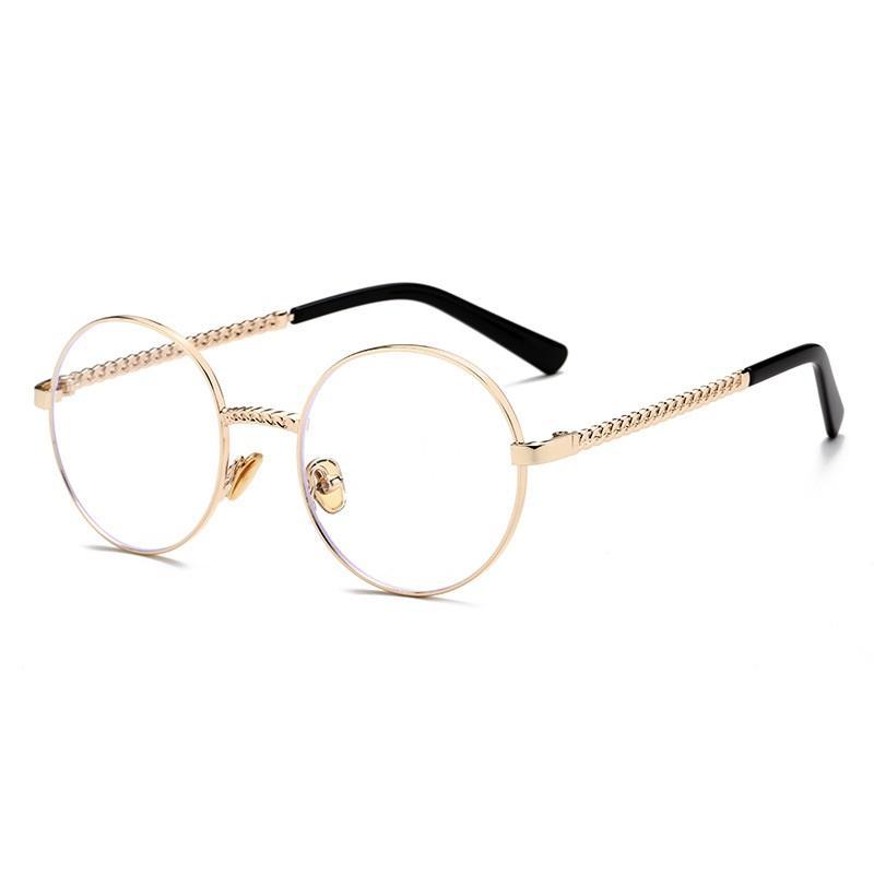 Chain Design Frame Sunglasses