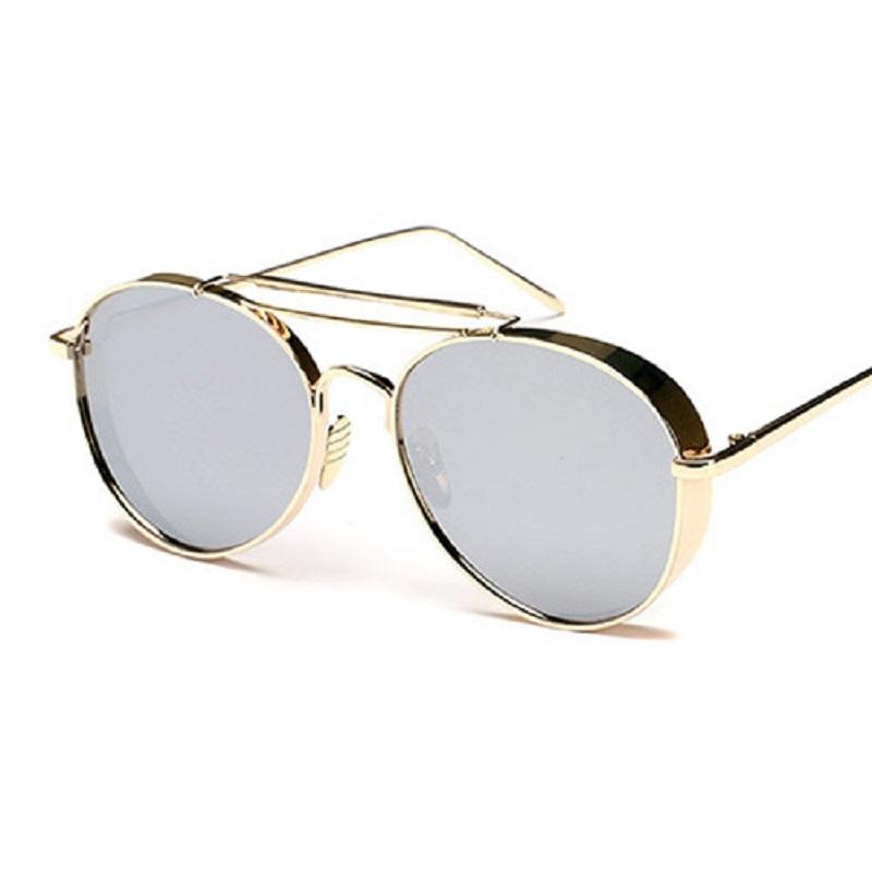 Thickened Aviator Sunglasses