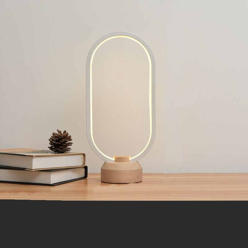LED Oval Ring Lamp