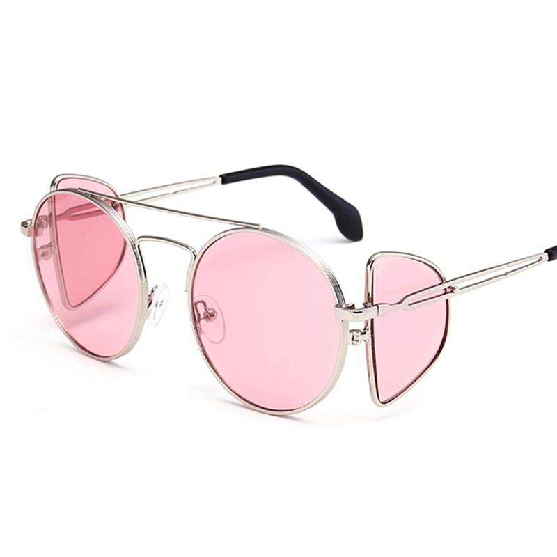 Colored Windproof Sunglasses