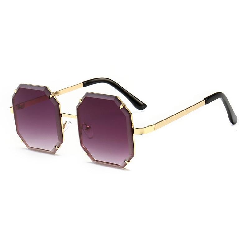 Radiant Shaped Sunglasses