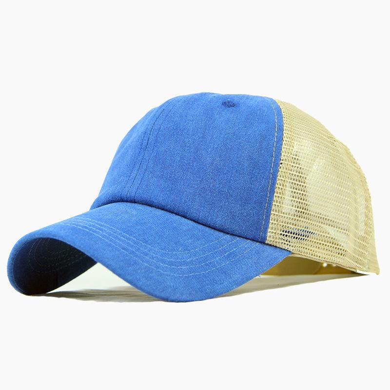Washed Trucker Hat