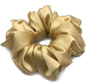 Butterfly Silk Scrunchie