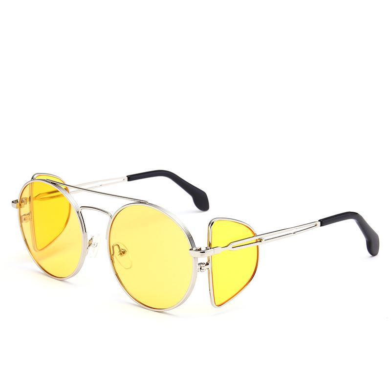 Colored Windproof Sunglasses